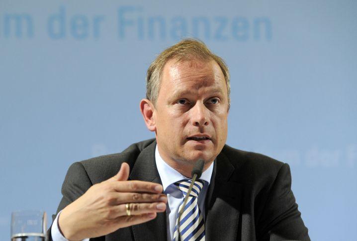 """Sparkassen-Präsident Fahrenschon: """"Negativzinsen auf Spareinlagen wird es bei den Sparkassen nicht geben."""""""