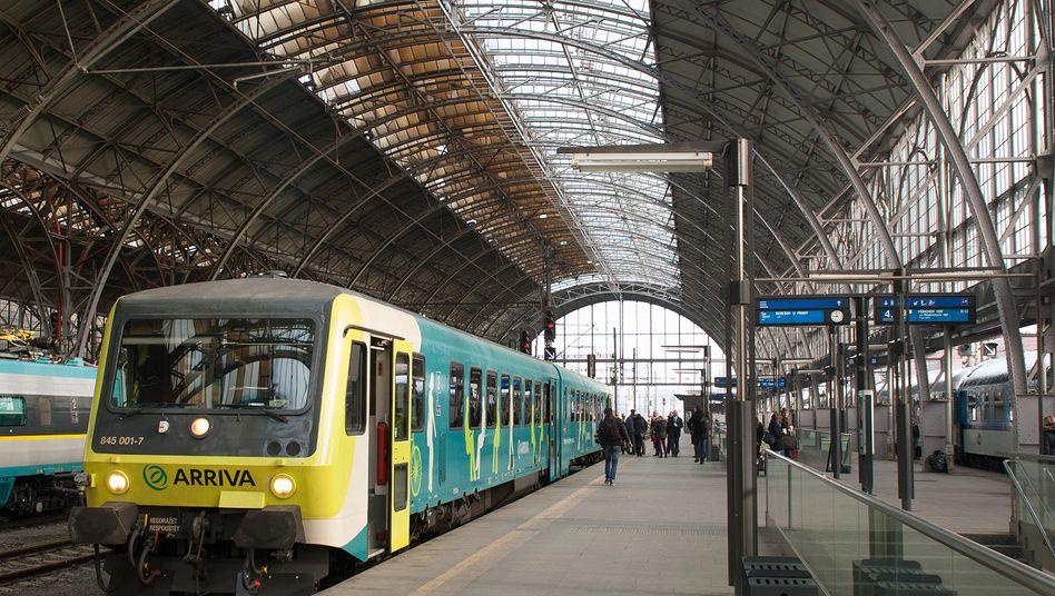 Arriva-Zug in der Tschechischen Republik