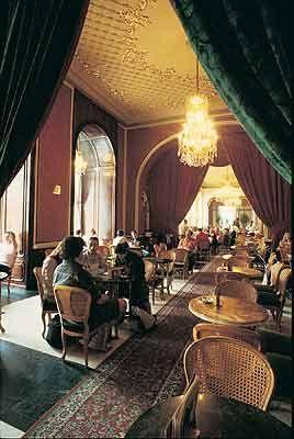 Café Gerbeaud in Budapest: Touristenmagnet