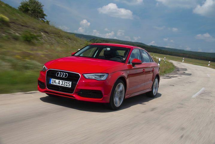 Audi A3: Der noble Golf-Bruder hält beständig den Bronzemedaillen-Kurs