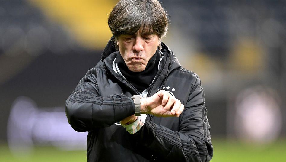 Jogi Löw: Für diesen Juni kann sich der Bundestrainer jetzt etwas anderes vornehmen