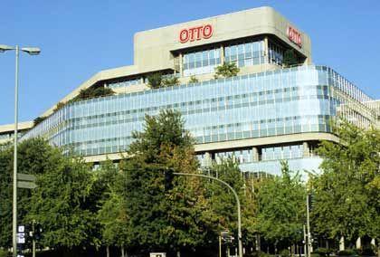 Hauptquartier: Otto in Hamburg