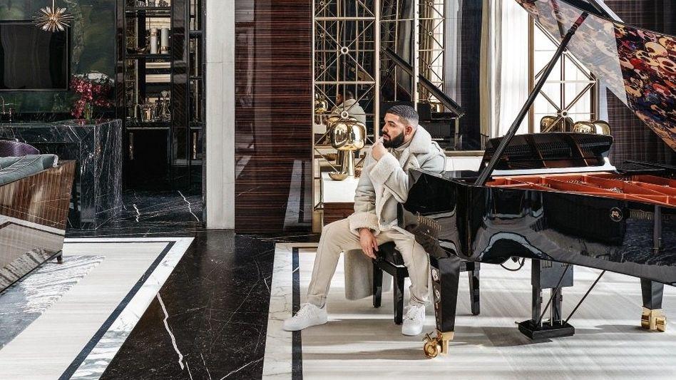 Sound und Status: Die teuren Bösendorfer-Konzertflügel sind wieder begehrt, nicht nur bei Klaviervirtuosen, sondern auch bei Stars wie US-Rapper Drake