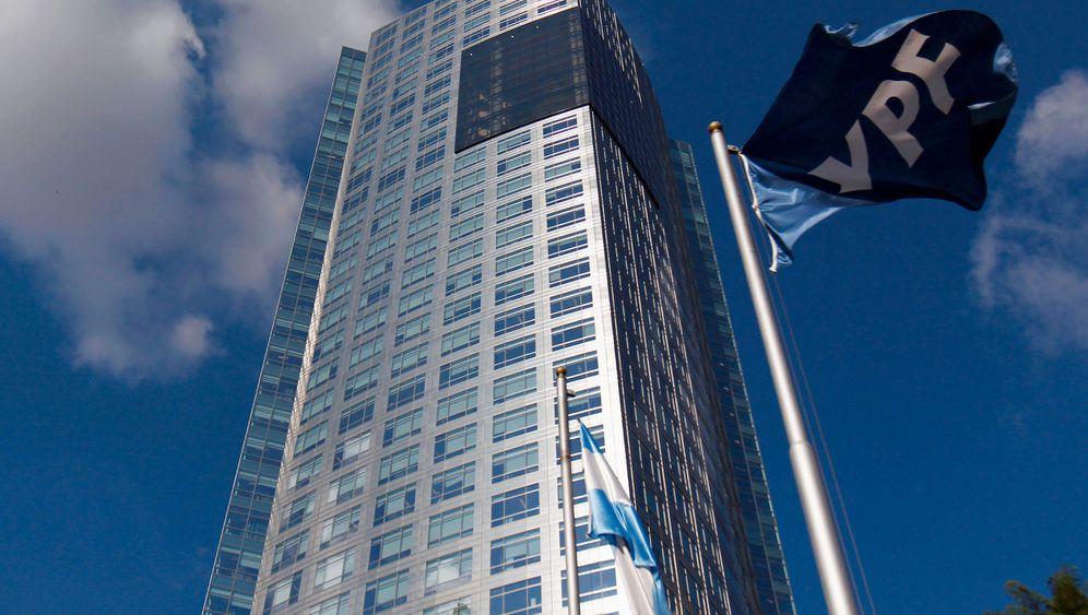 Verstaatlichung: Argentinien verhebt sich an Ölkonzern YPF