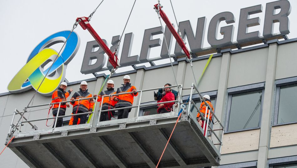 Zentrale in Mannheim: Sobald ein neuer Chef im Amt ist, will Bilfinger die nächste Prognose wagen