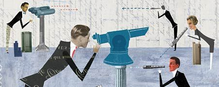 Brennende Fragen: Wohin geht die Reise? Welche Werkzeuge brauchen Manager dafür?