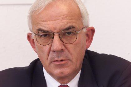 Ziel von Klaus Essers Kritik: Generalstaatsanwalt Hans-Reinhard Henke