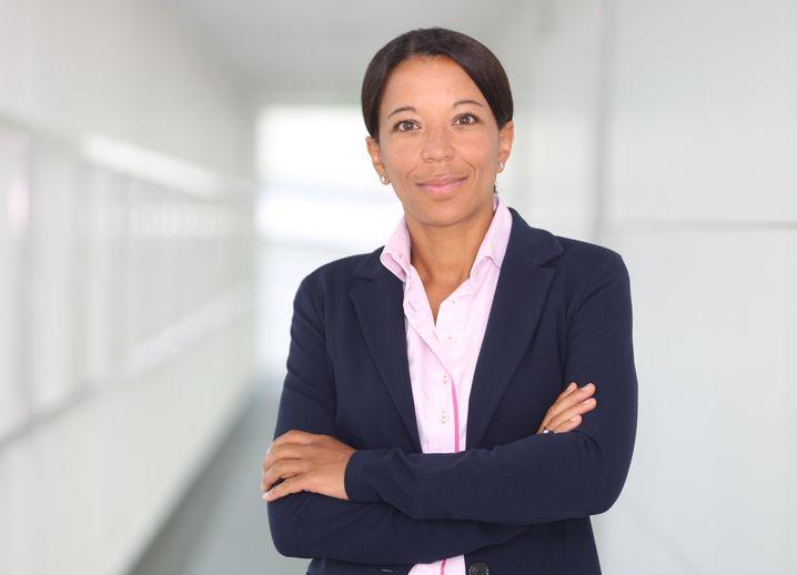 Will für Veränderungsdruck in Vorstandsetagen sorgen: Siemens-Personalchefin Janina Kugel, Mutter von Zwillingen