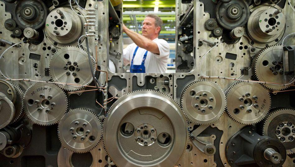 Druckwerk-Montage: Heidelberg will im Bereich Digitaldruck künftig mit Fujifilm zusammenarbeiten