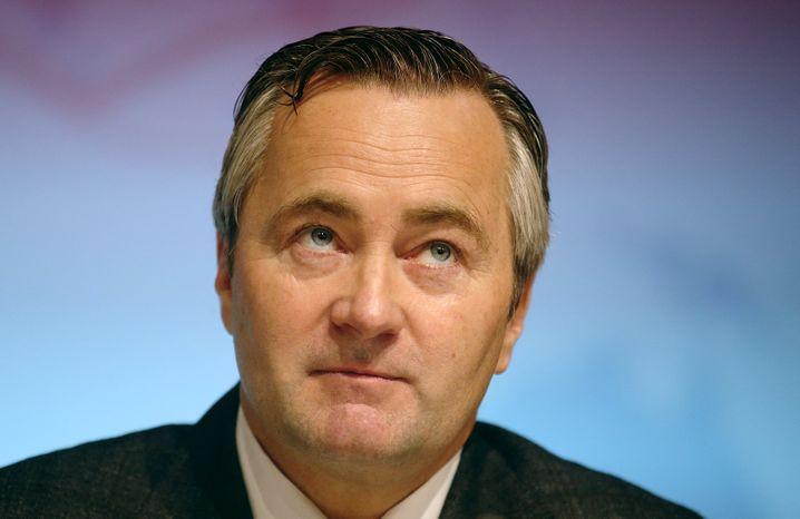 Hannes Ametsreiter verzichtet auf einen eigenen Büroraum