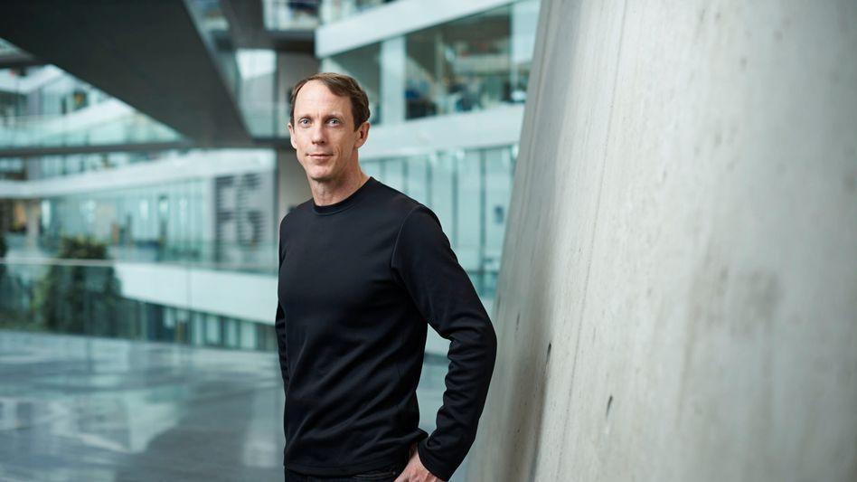 Sportsfreund: Ex-Adidas-Vorstand Eric Liedtke