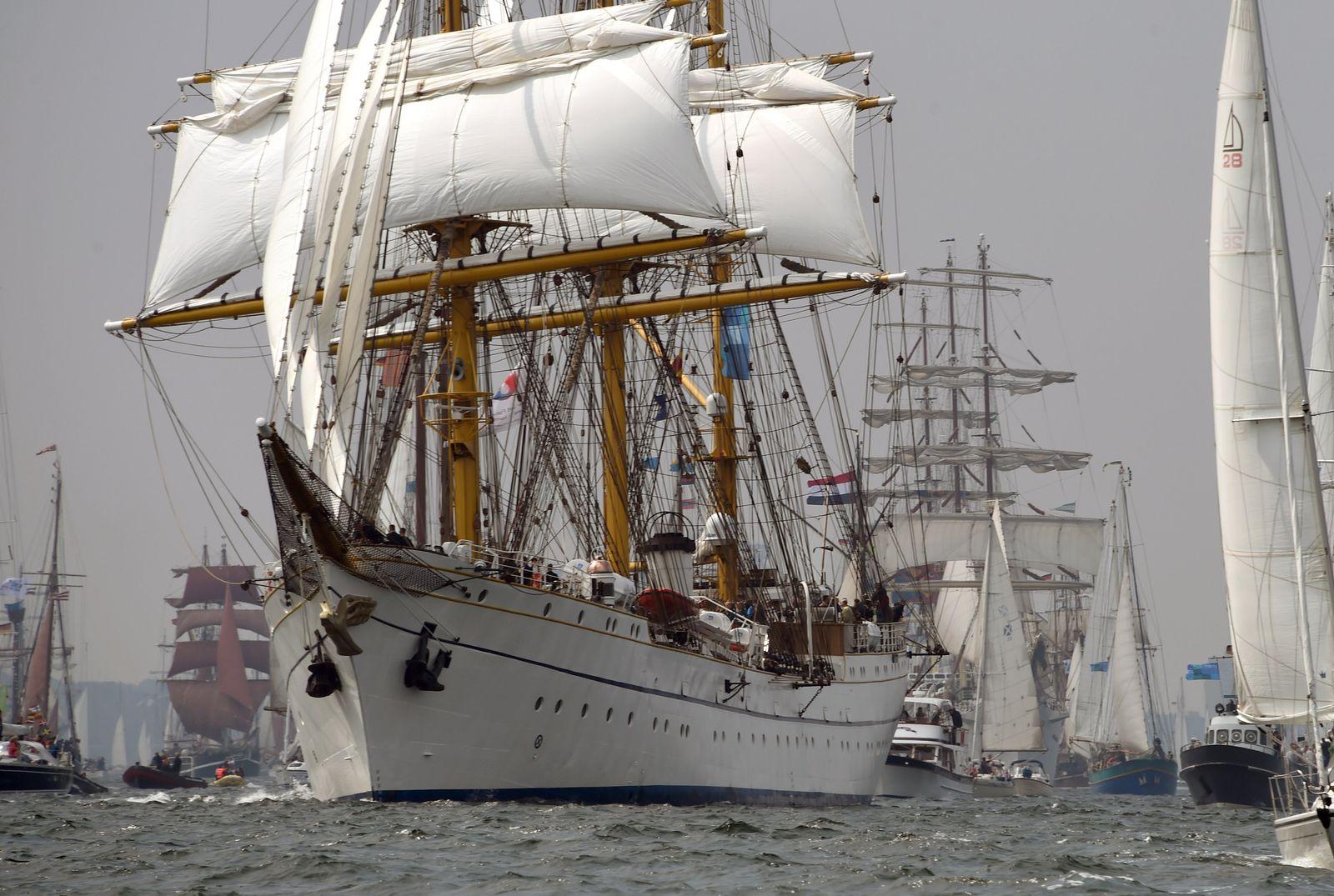 Segelschulschiff «Gorch Fock»