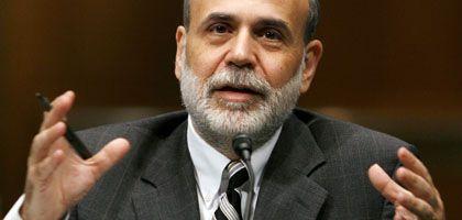 Will die Kreditvergabe stärken: Fed-Chef Ben Bernanke