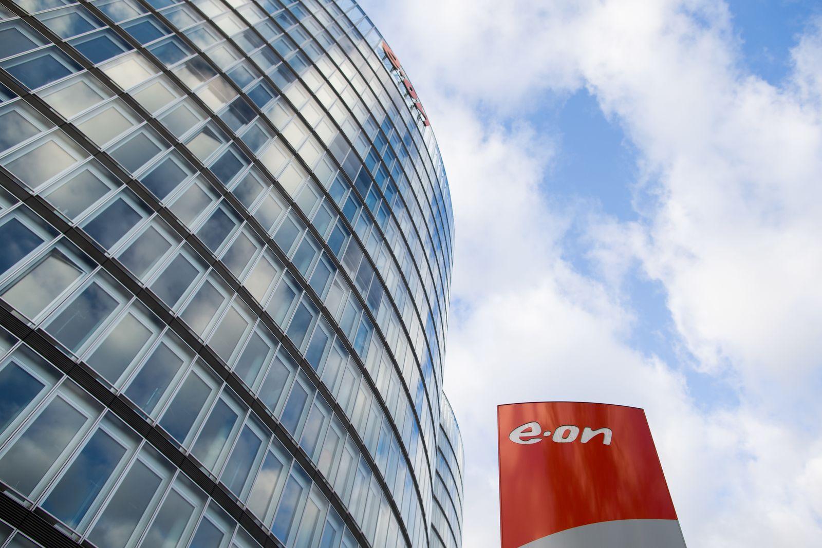 Eon - Neue Konzernzentrale in Essen