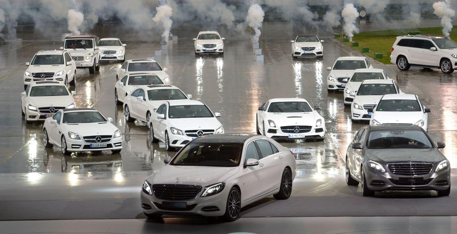 Mercedes Benz / Daimler