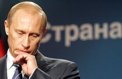 """Putin: Vorstoß für eine """"interessante Idee"""" - mit gleichzeitigem Dementi"""