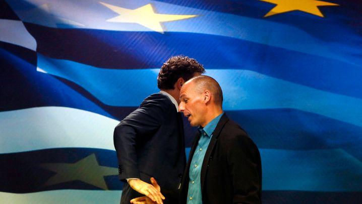 Griechische Reise: Mit Tsipras und Varoufakis durch Europa