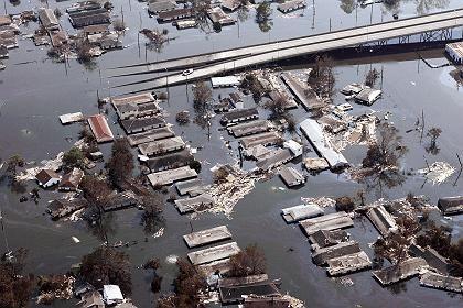New Orleans unter Wasser: Schäden für die Allianz bei 470 Millionen Euro