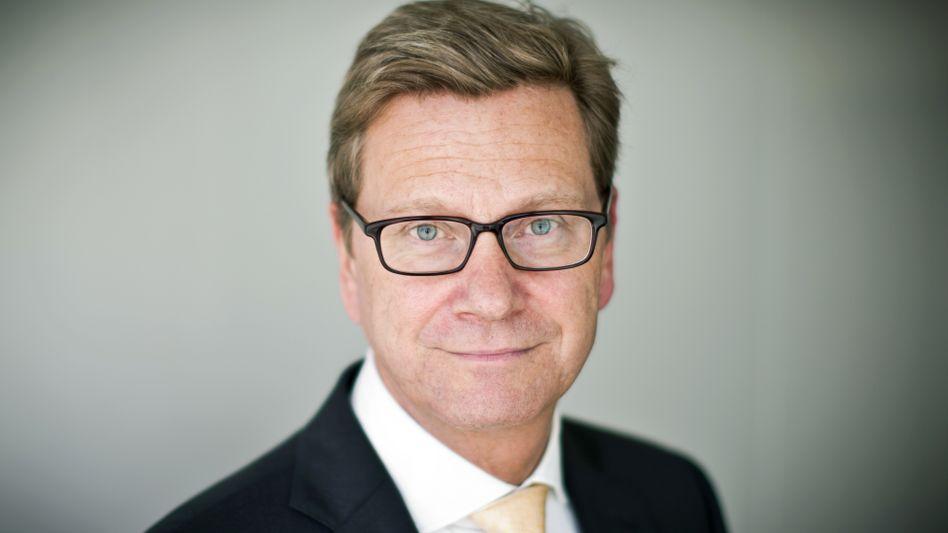 Guido Westerwelle (1961 - 2016), hier eine Aufnahme vom 31. Juli 2013, war von 2009 bis 2013 deutscher Außenminister.