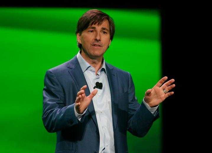 Lässt sich den Wechsel zu Zynga gut bezahlen: CEO Don Mattrick