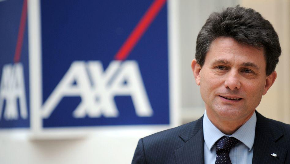 Axa-Chef Henri de Castries: Seine lobenden Worte für die Geldpolitik der EZB sind zumindest mit Blick auf deutsche Versicherer die absolute Ausnahme