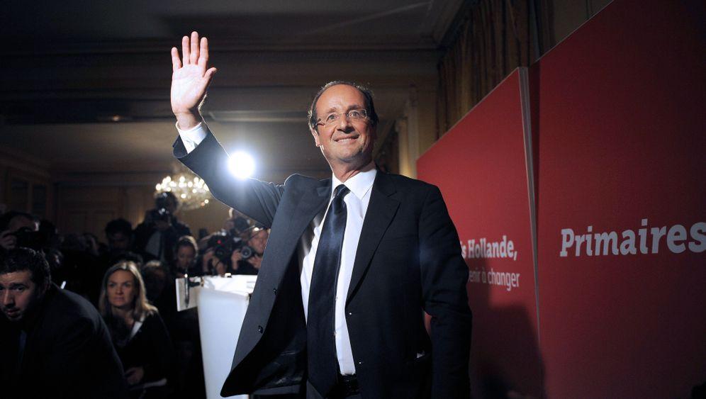 Frankreich: Präsidenten-Kandidaten im Angriffsfieber