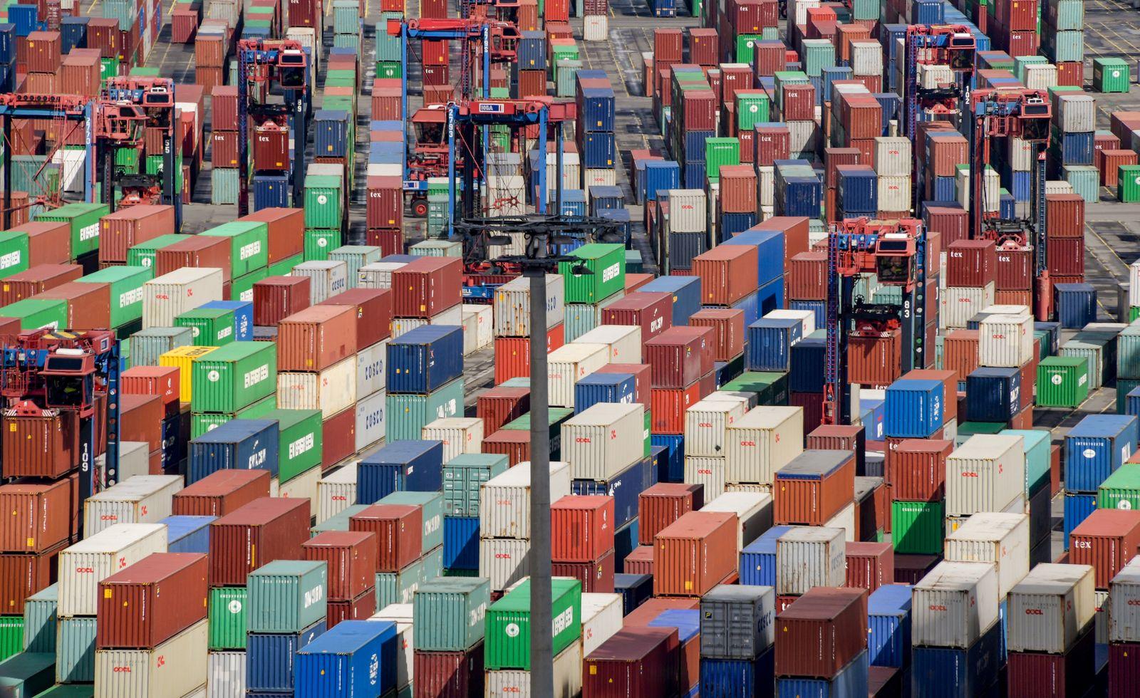 Deutsche Industrie - Außenhandel