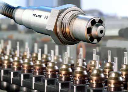 Lukrative Innovationen: Lambdasonde von Bosch
