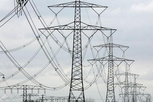 Bald neu verknüpft: Stromnetze in Deutschland