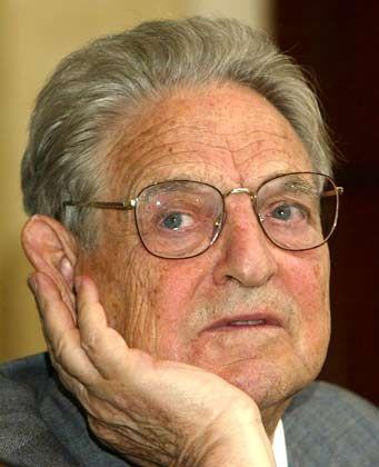 Verurteilt: George Soros wurde des Insiderhandels für schuldig gesprochen
