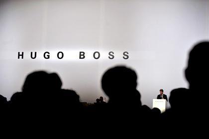 Gesprächsbedarf bei Hugo Boss: CEO Claus-Dietrich Lahrs macht einen ordentlichen Job - doch Haupteigner Permira hat dem Konzern immense Schulden aufgebürdet
