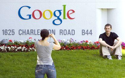 Google-Zentrale (in Mountain View): Knuffiges Image, ein Traum für Informatiker