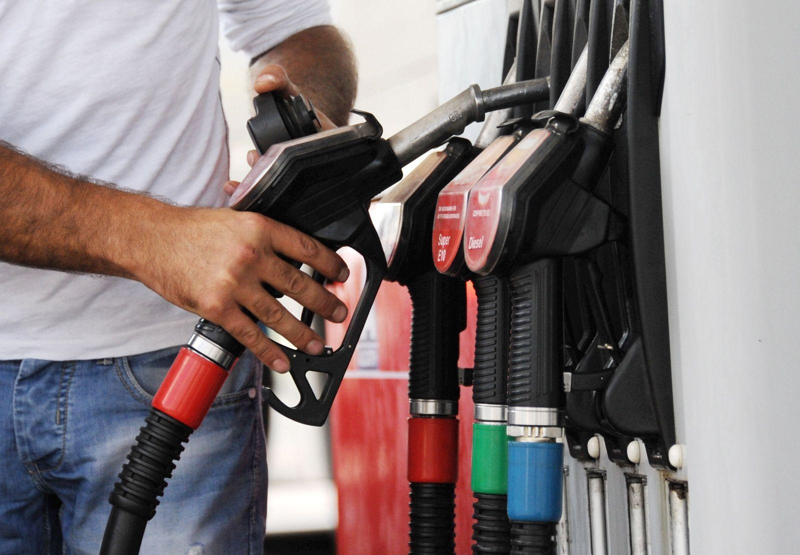 Benzinpreis / Zapfsäule / Ölpreis