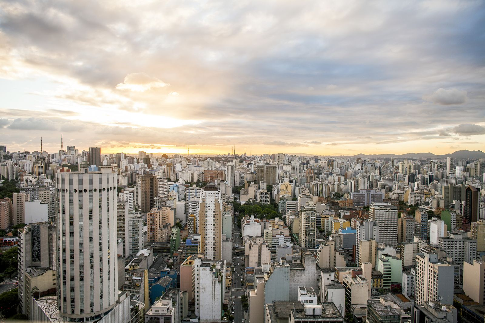 NICHT MEHR VERWENDEN! - Sao Paulo / Brasilien