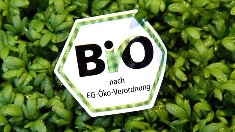Niedrigere Grenzwerte für Bio-Waren: Der konventionell arbeitende Nachbar spritzt Gift - und der Bio-Landwirt soll dafür büßen