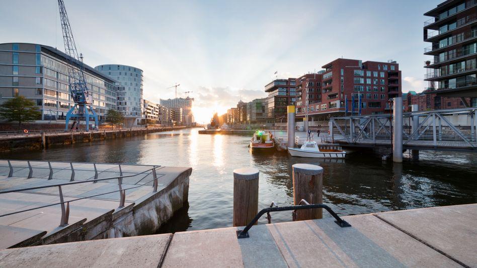 Hafencity Hamburg: Solvente Mieter wohnen wieder gerne ländlich
