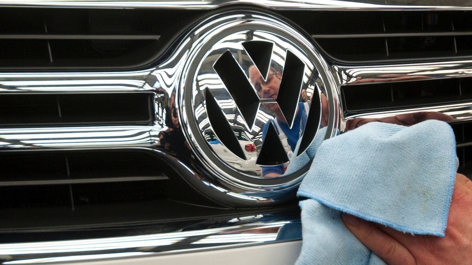 Blitzblanker Geschäftsverlauf: Die Volkswagen-Aktie legt deutlich zu