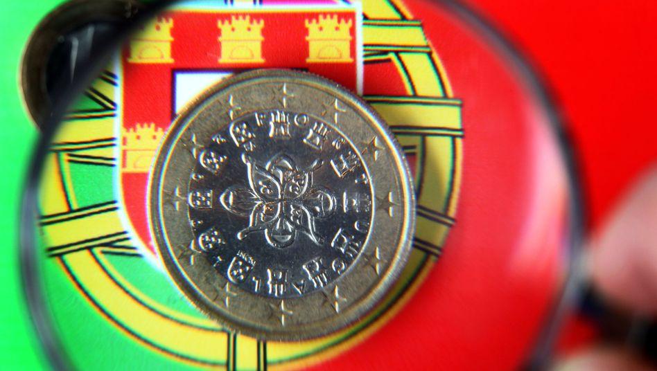 Unter Beobachtung: Portugal hängt seit 2011 an internationalen Finanztöpfen und muss Defizit- und Sparvorgaben einhalten