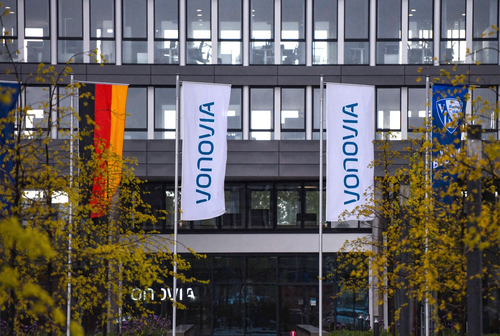 GERMANY-PROPERTY-VONOVIA-DEUTSCHEWOHNEN-MERGER