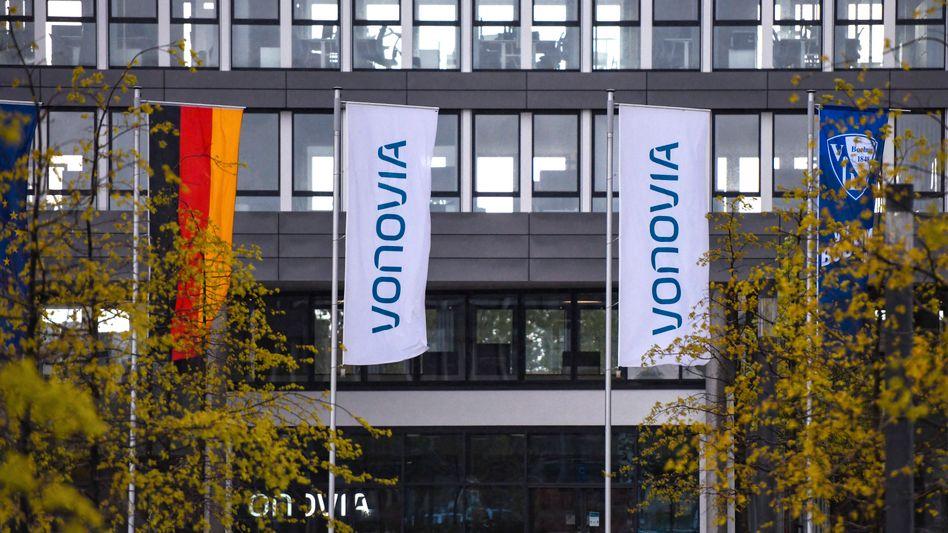 Hauptquartier von Vonovia in Bochum