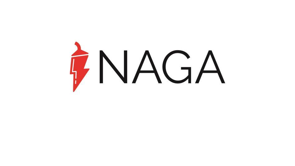 Scharf wie Peperoni: Das soll wohl das Logo der Hamburger Naga symbolisieren