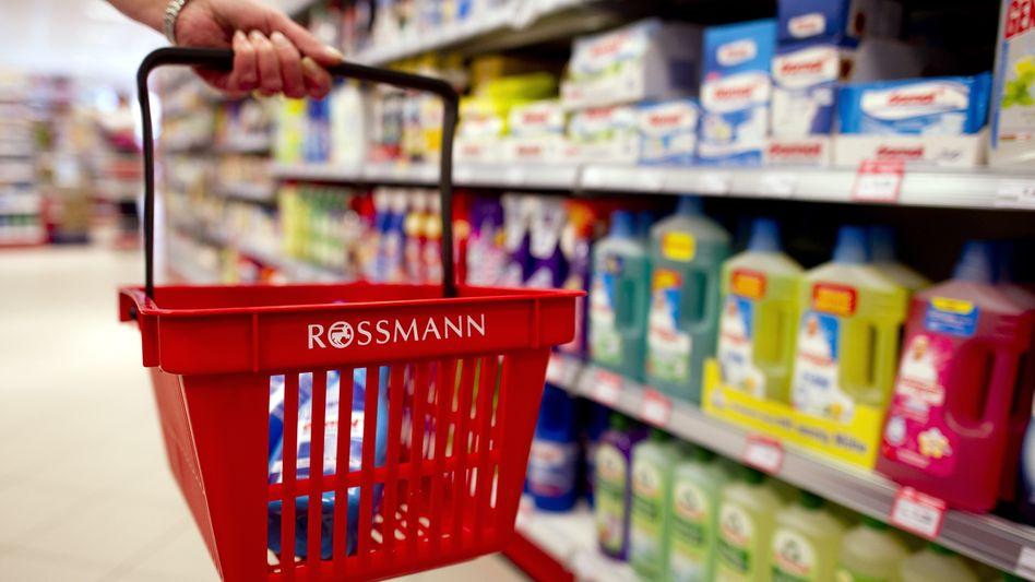 Gewinner-Drogeriekette Rossmann: Mit mehr als 16 Prozent Umsatzwachstum war 2012 das beste Geschäftsjahr der Firmengeschichte