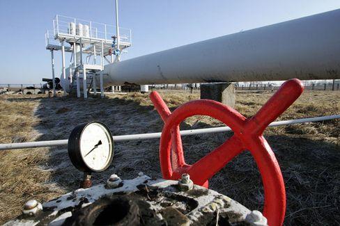 Hahn zugedreht: Russland liefert der Ukraine kein Gas mehr