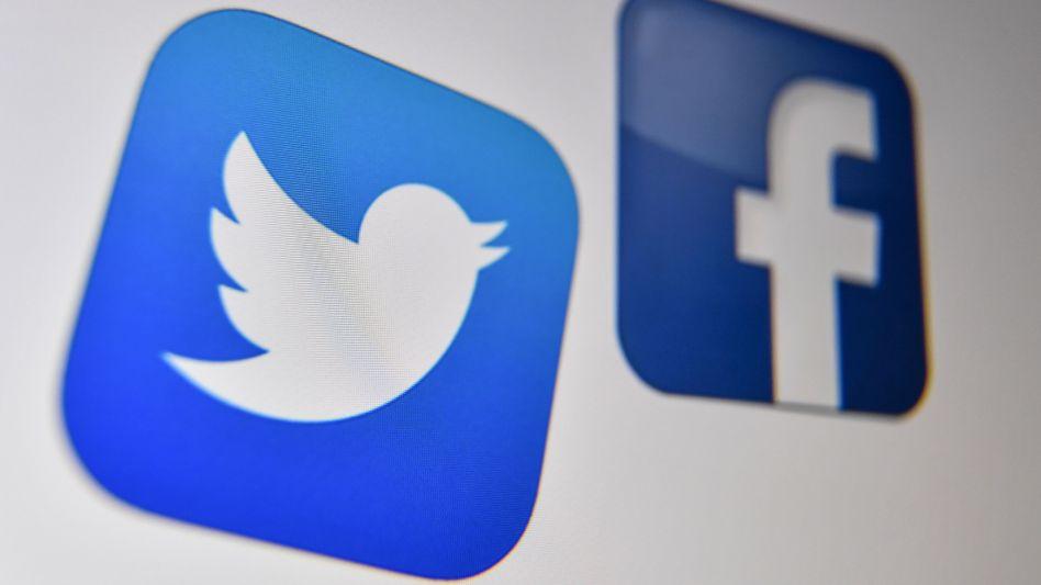 """""""Irreführend"""": So bezeichneten Facebook und Twitter die Siegesverkündung von Donald Trump"""