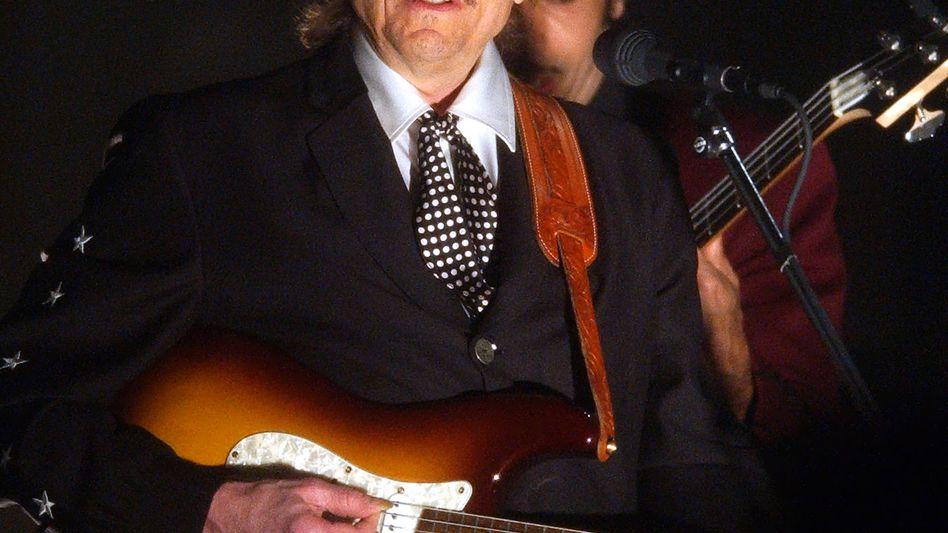 Bob Dylan: The answer my friend ...