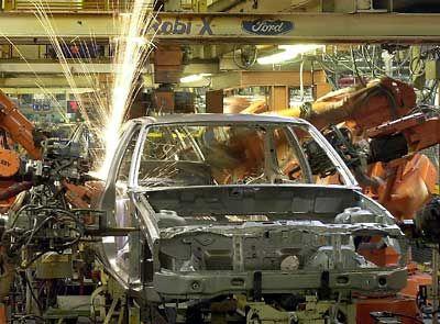 Die Wirtschaft soll erst 2003 wieder richtig anspringen