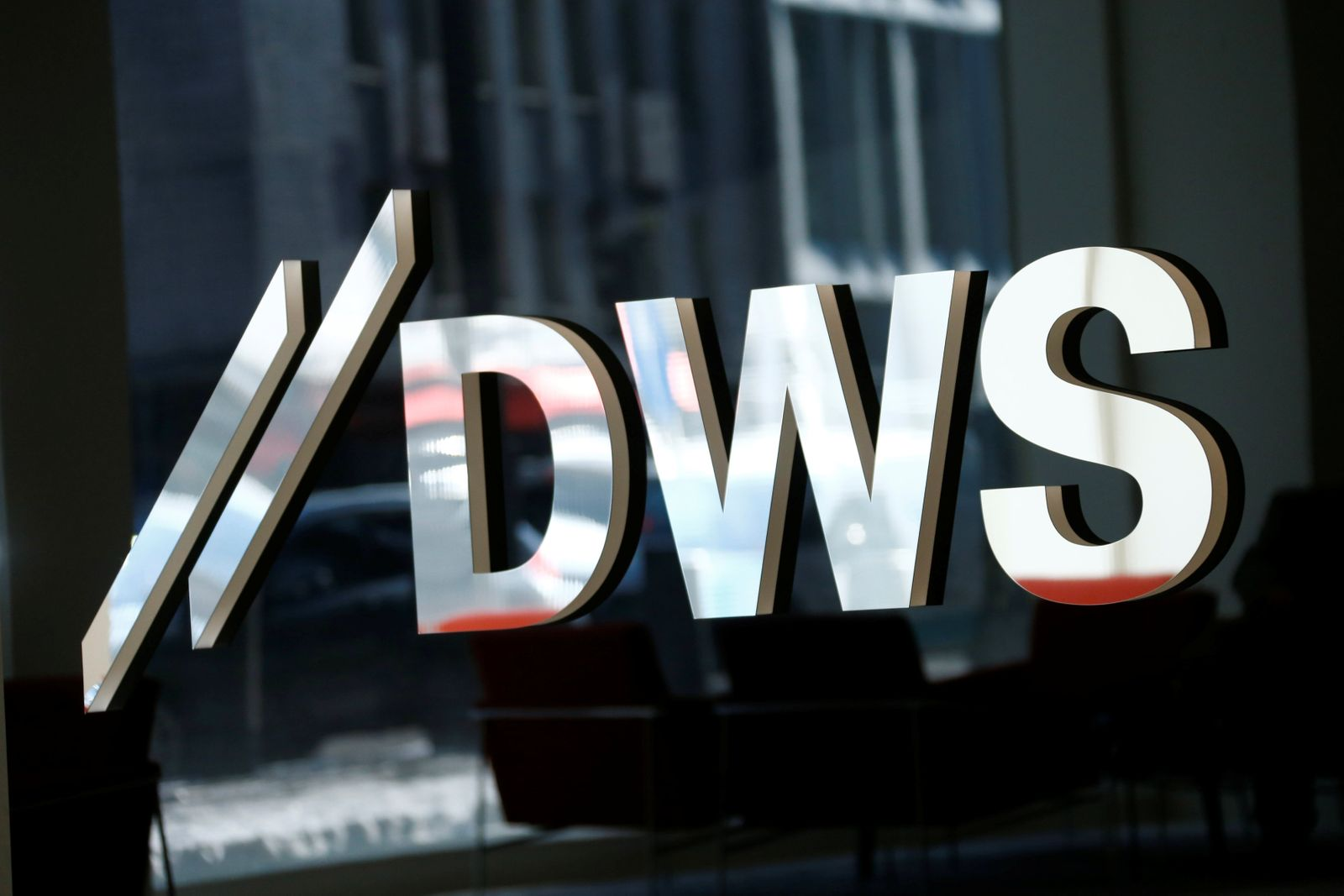 DWS Asset Management / Logo