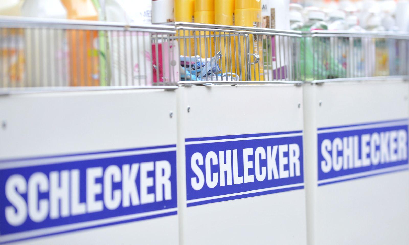 NICHT VERWENDEN Schlecker