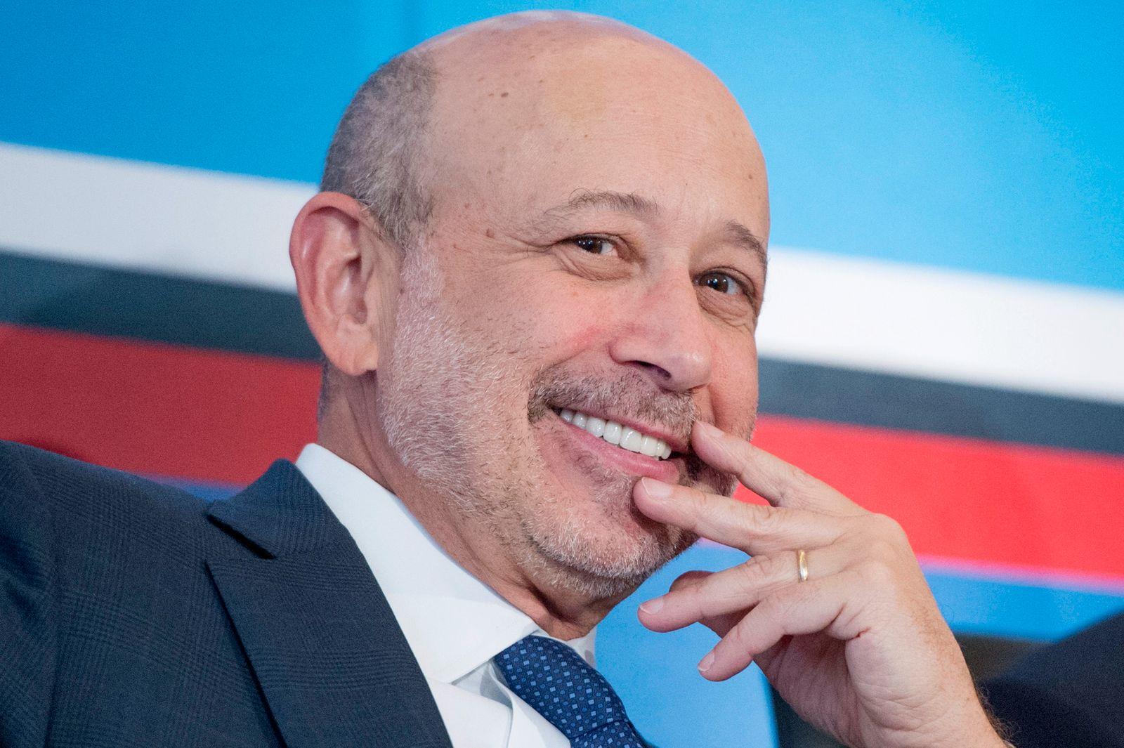 Lloyd Blankfein / Goldman Sachs