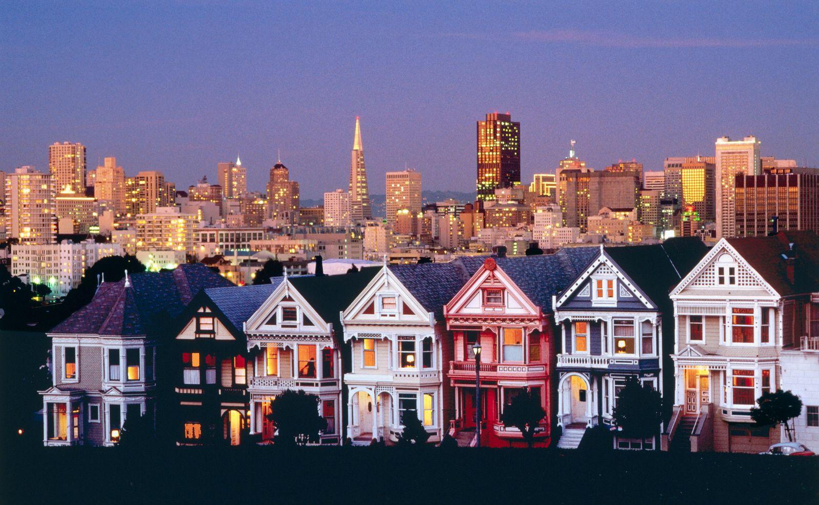 NICHT MEHR VERWENDEN! - San Francisco